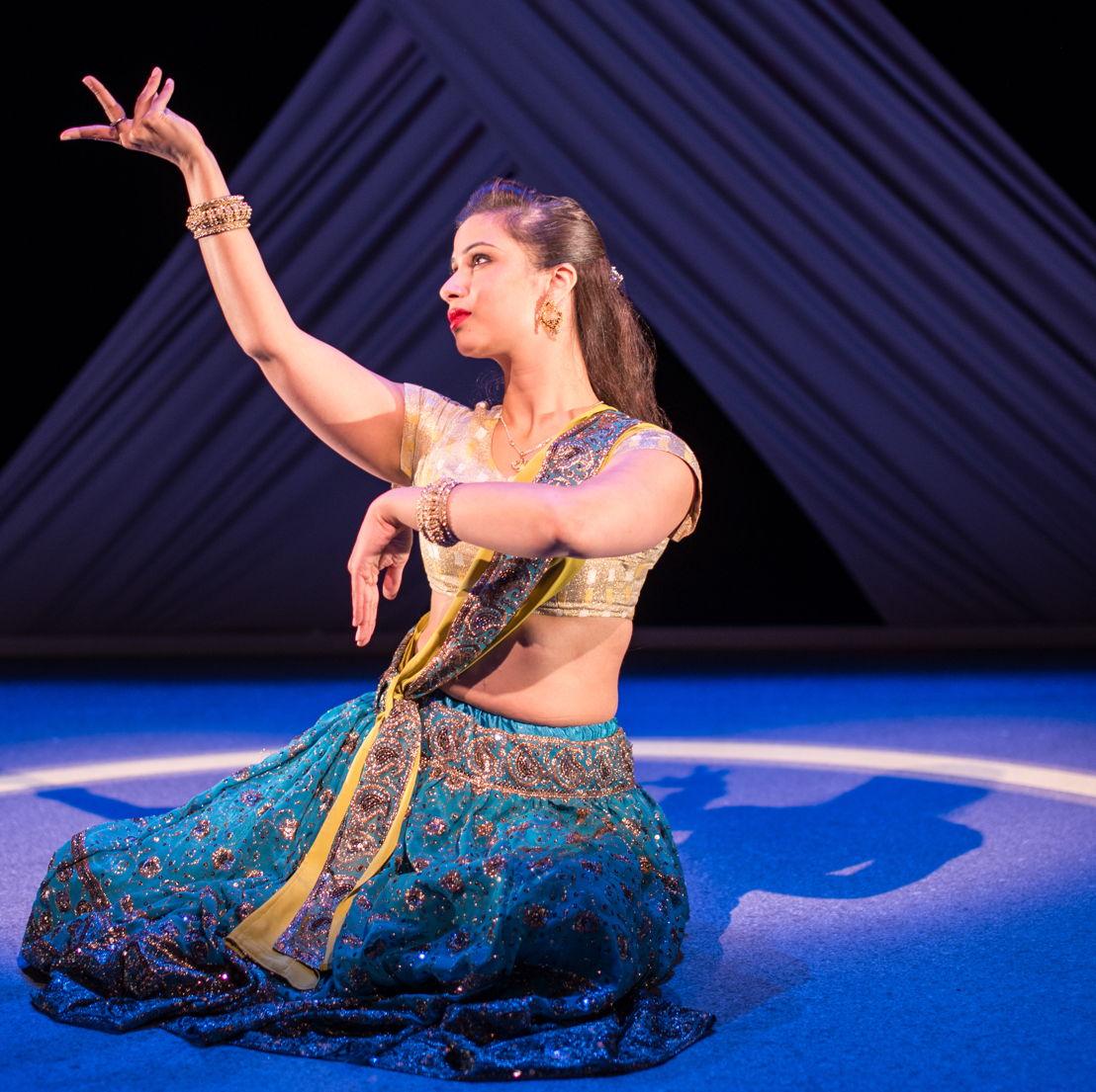 Anita Majumdar in The Fish Eyes Trilogy
