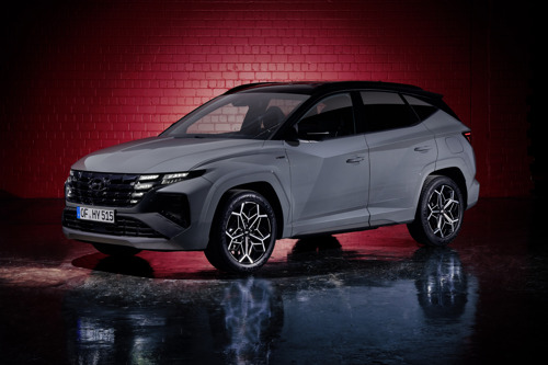 Hyundai Motor annuncia lo sportivo allestimento della Linea N per All-New TUCSON