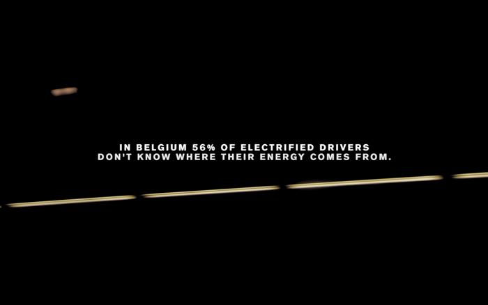 56% des conducteurs Belges ne chargent pas leur véhicule électrique ou hybride avec de l'électricité verte, ou n'y réfléchissent pas