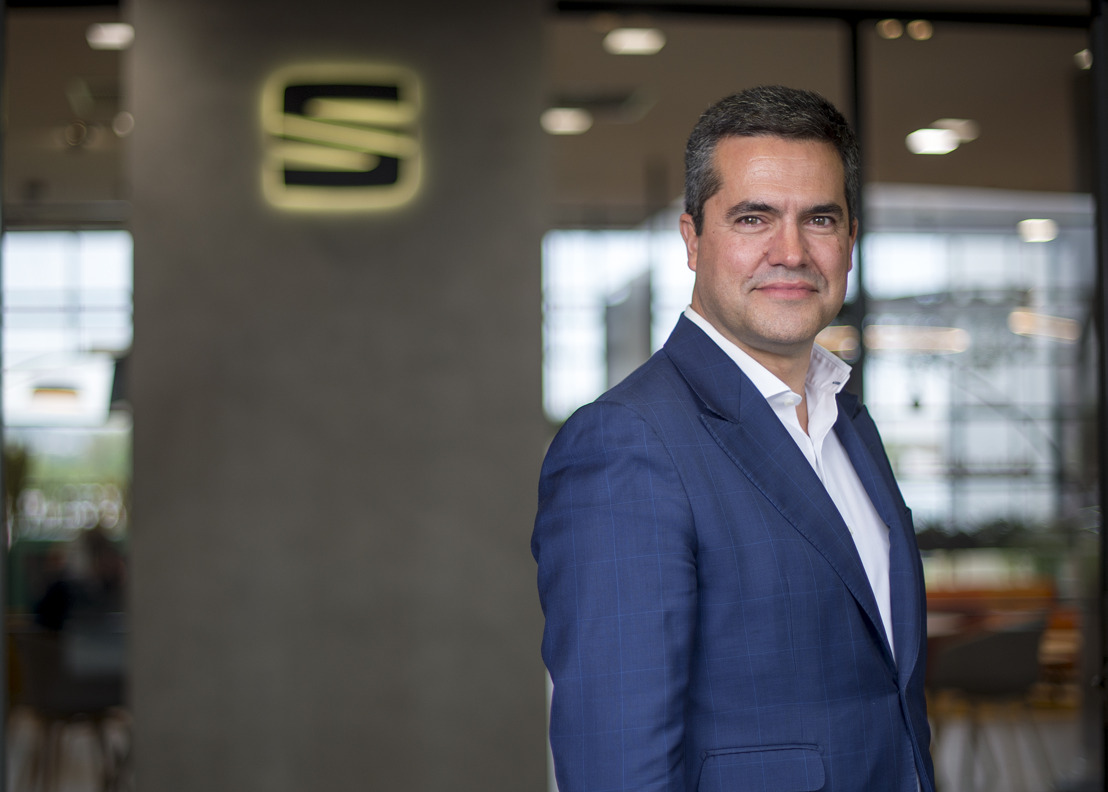 Lucas Casasnovas, new Head of Urban Mobility at SEAT