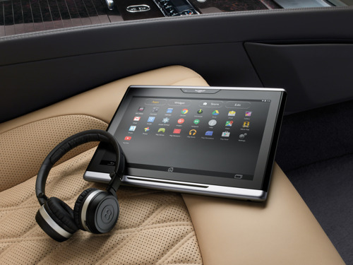 BENTLEY INTRODUCES 'ADVANCED CONNECTIVITY': THE WORLD'S FIRST SUPER-FAST, SECURE IN-CAR WIFI