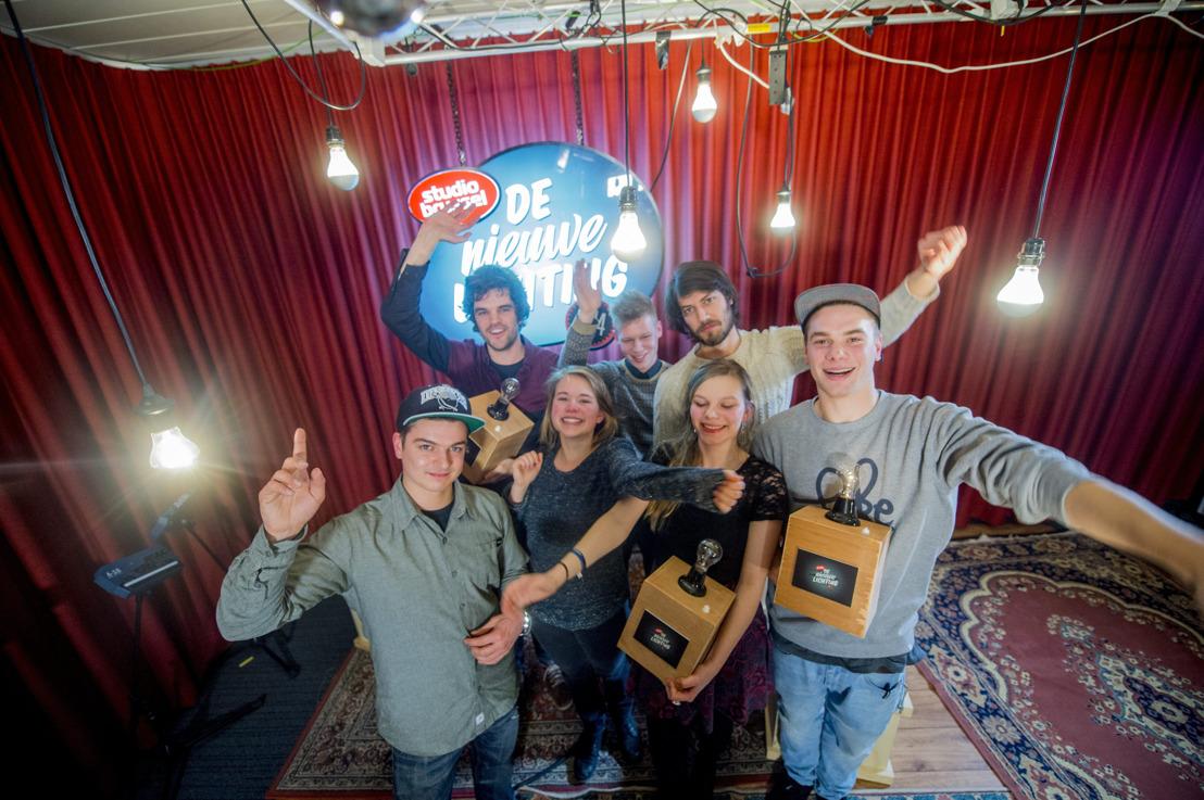 Poppunt & VRT brengen nieuw muziektalent naar radio & tv