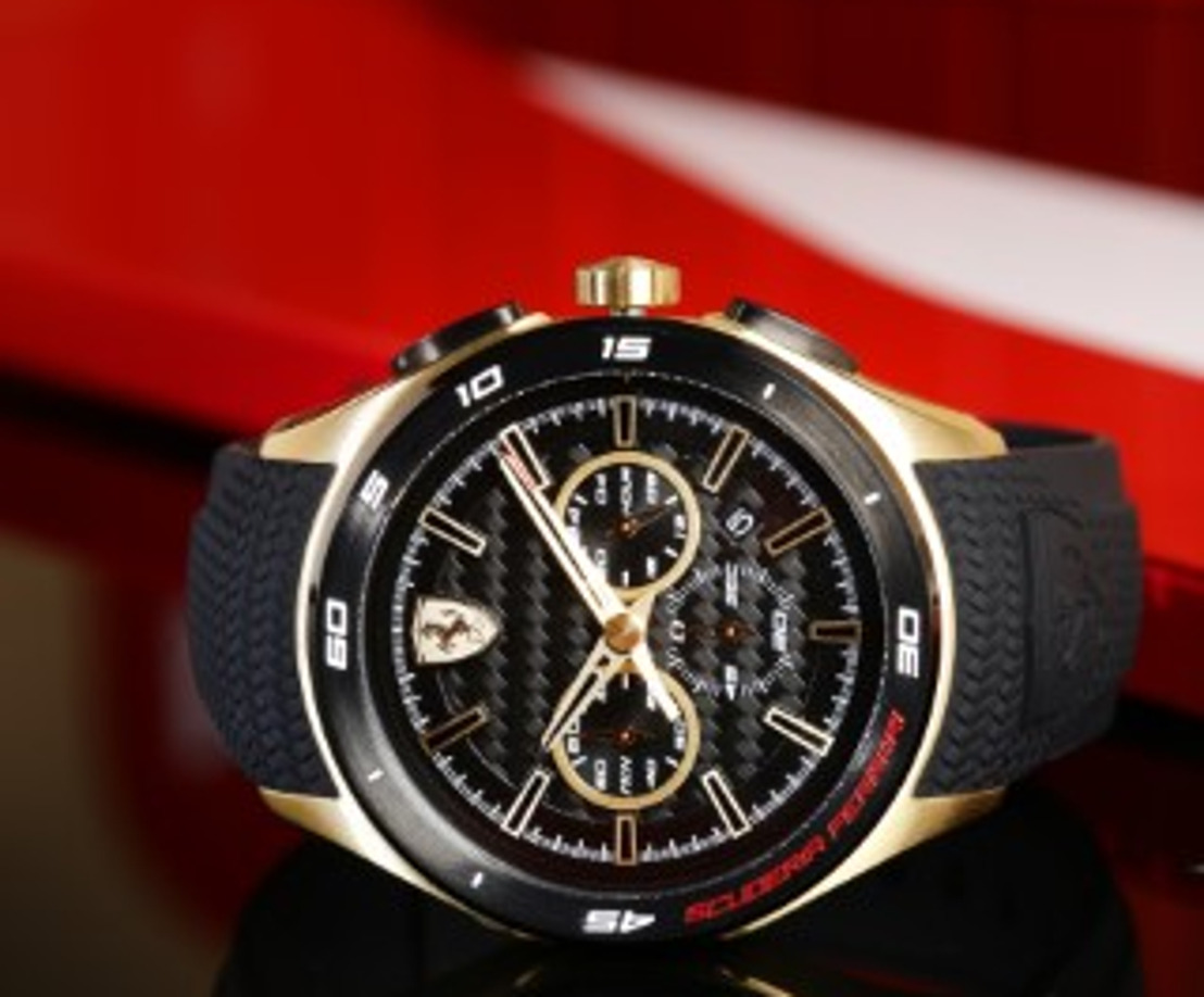 Relojes Scuderia Ferrari: dos estilos, un sólo espíritu