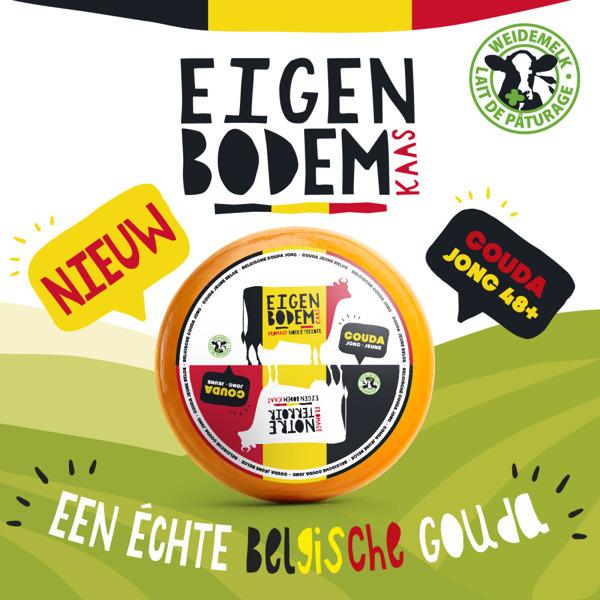 """Preview: Milcobel lanceert """"Eigen Bodem Kaas"""""""
