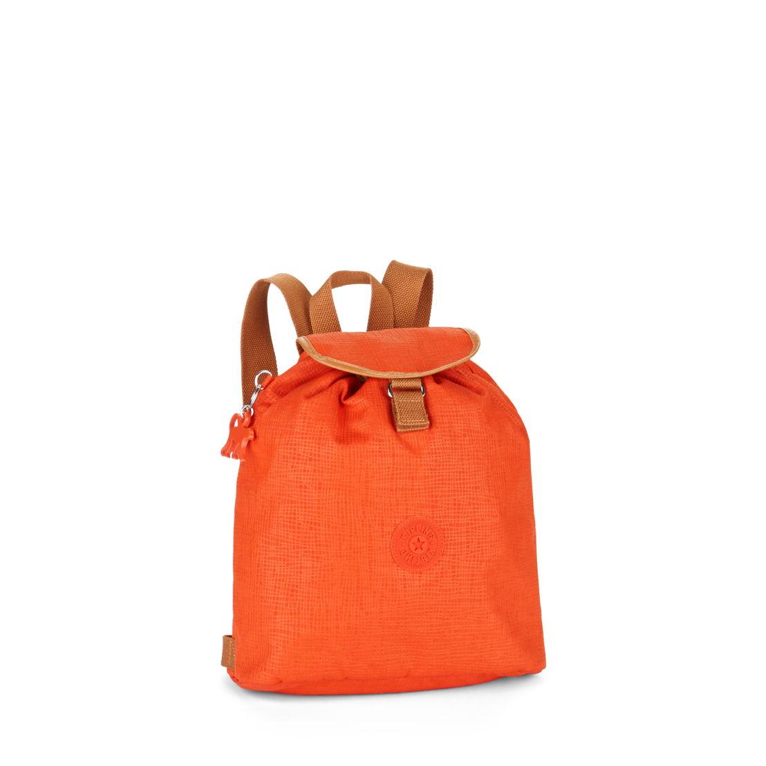 Backpack Parmida Orange Drops
