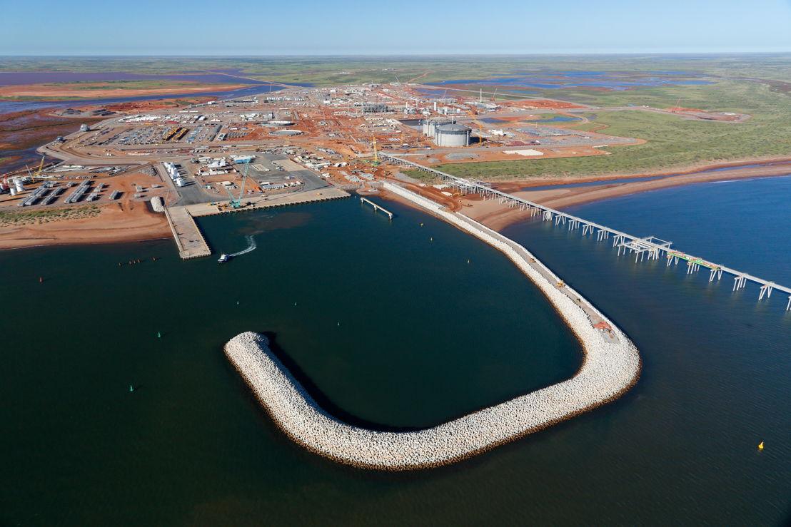 Wheatstone LNG Terminal, Onslow - Australia
