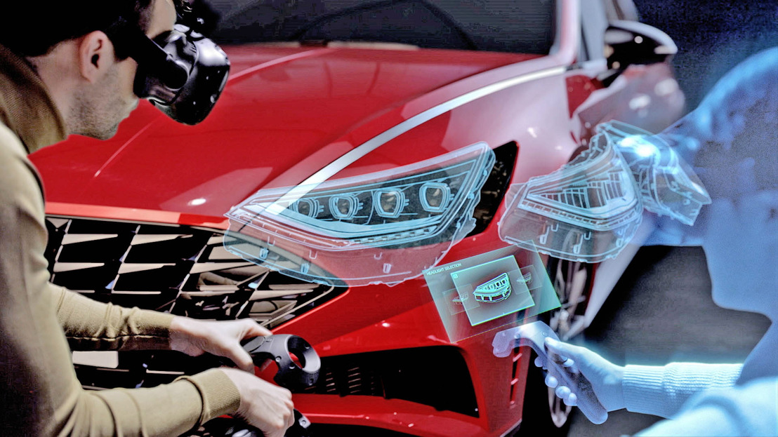 La realtà virtuale lo rende possibile: la Hyundai di domani si guida prima di essere costruita