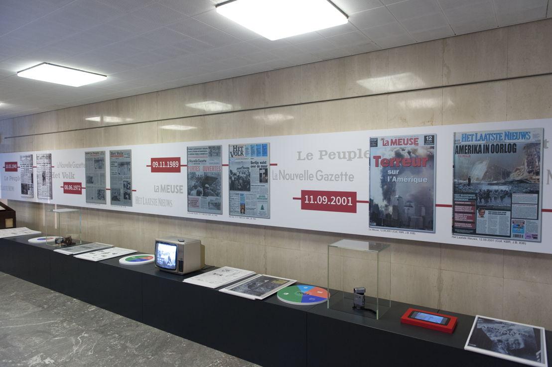 Impressie van de tentoonstelling