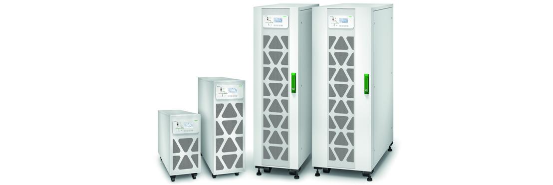 Schneider Electric lanceert Easy UPS gamma