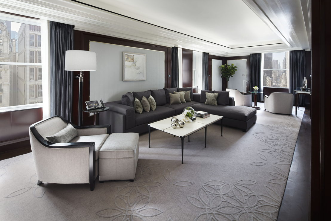 Fifth Avenue Suite Living Room