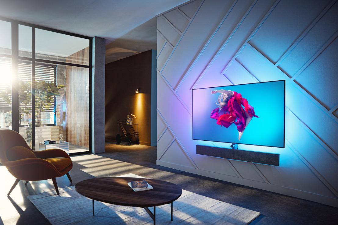 TP Vision представи новите 4K OLED телевизори в България