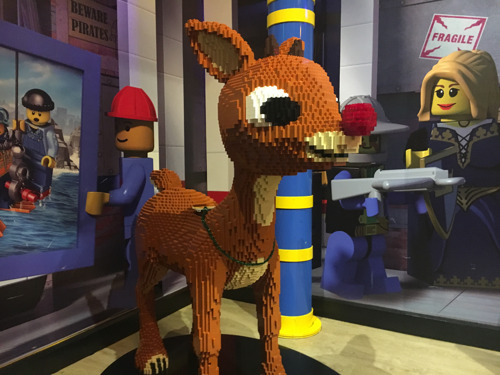 It's the most wonderful time of the year at LEGOLAND® Discovery Center Atlanta