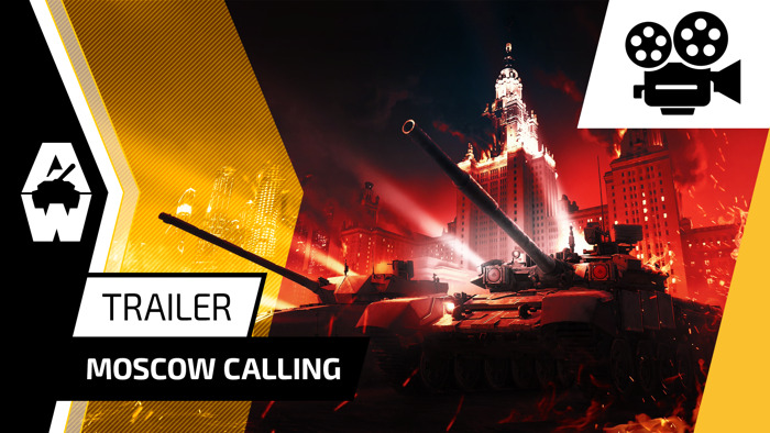 """Preview: ARMORED WARFARE'S """"MOSCOW CALLING"""" IS NOW LIVE"""