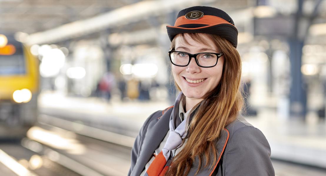 Des femmes dans tous les métiers de la SNCB