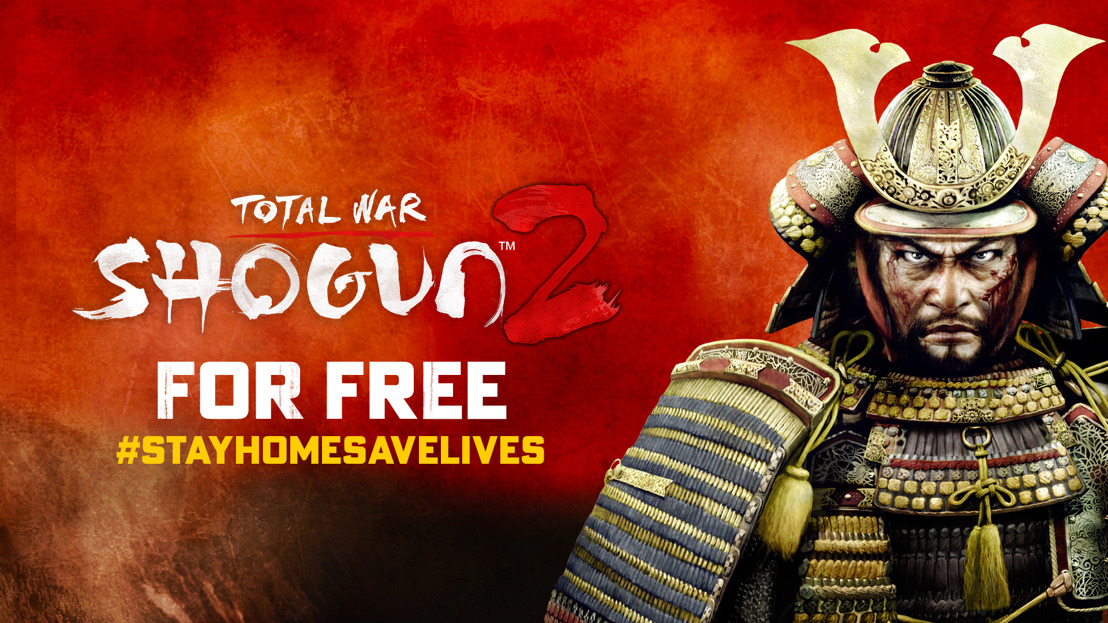 TOTAL WAR: SHOGUN II FREE-TO-KEEP NEXT WEEK