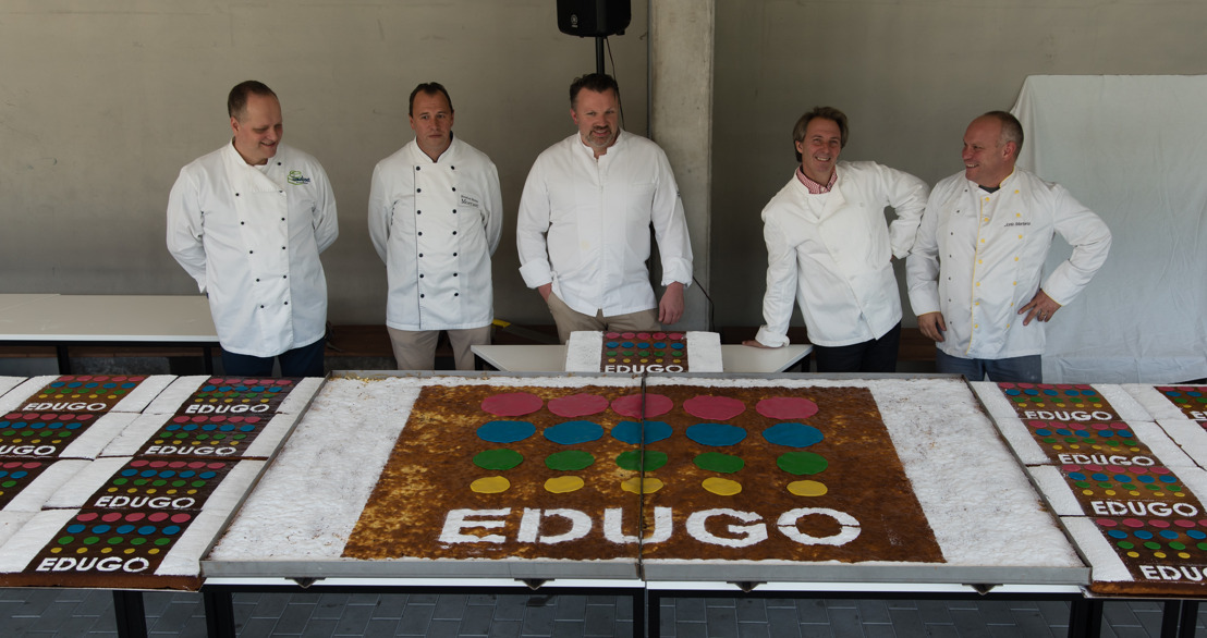 Oostakkerse bakkers slaan handen in elkaar voor 20 jaar EDUGO