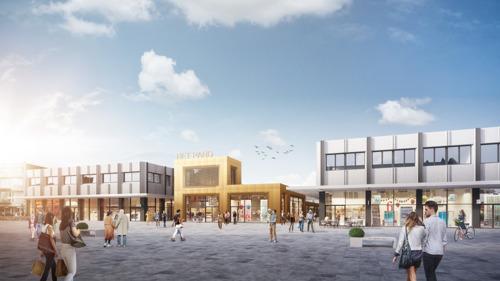 PERSUITNODIGING: minister Crevits en stad Waregem zetten unieke aanpak en renovatie van winkelcentrum Het Pand in de kijker