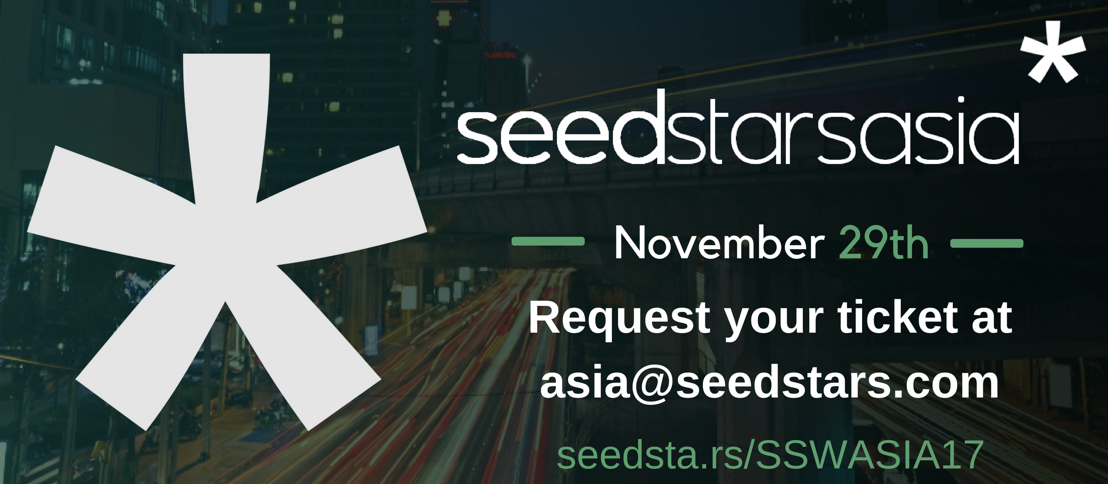 Meet the Speakers at the 2017 Seedstars Asia Summit
