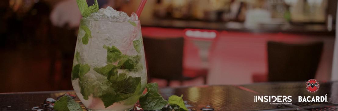 Bacardí presenta un exclusivo Bar Hopping en el marco de Tecate Coordenada 2019