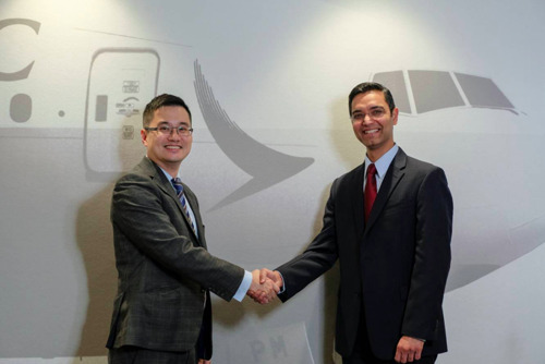 Cathay Pacific s'associe avec Sonoco