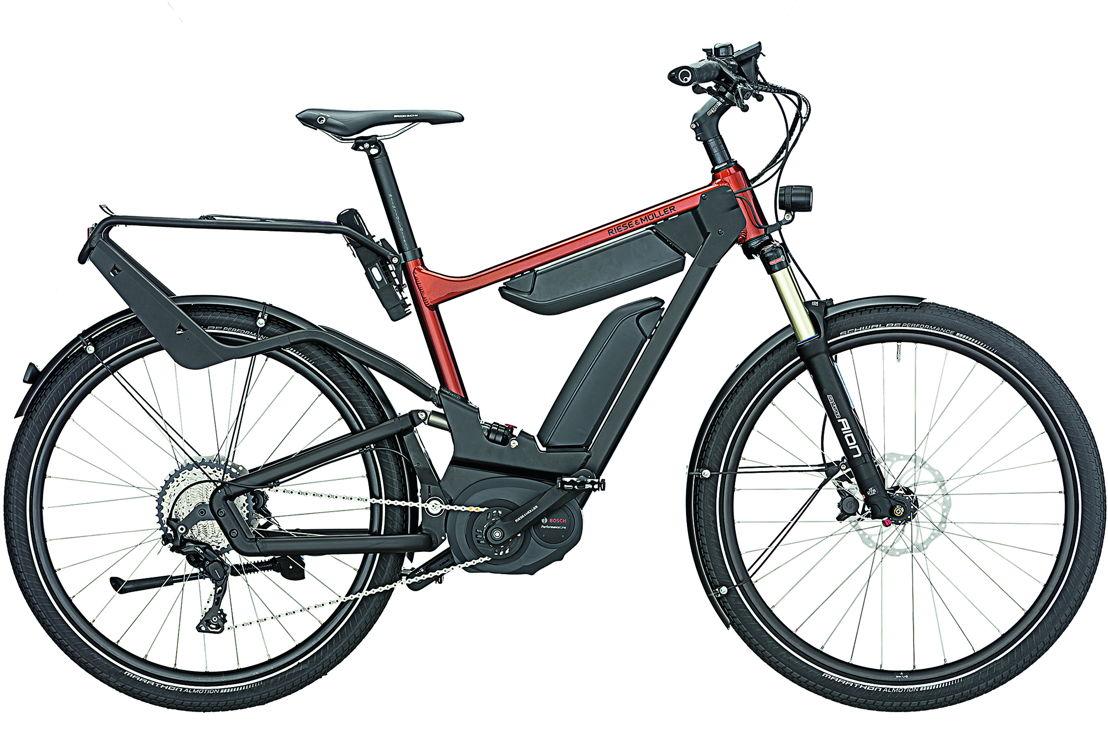 Delite - eAdventure bike