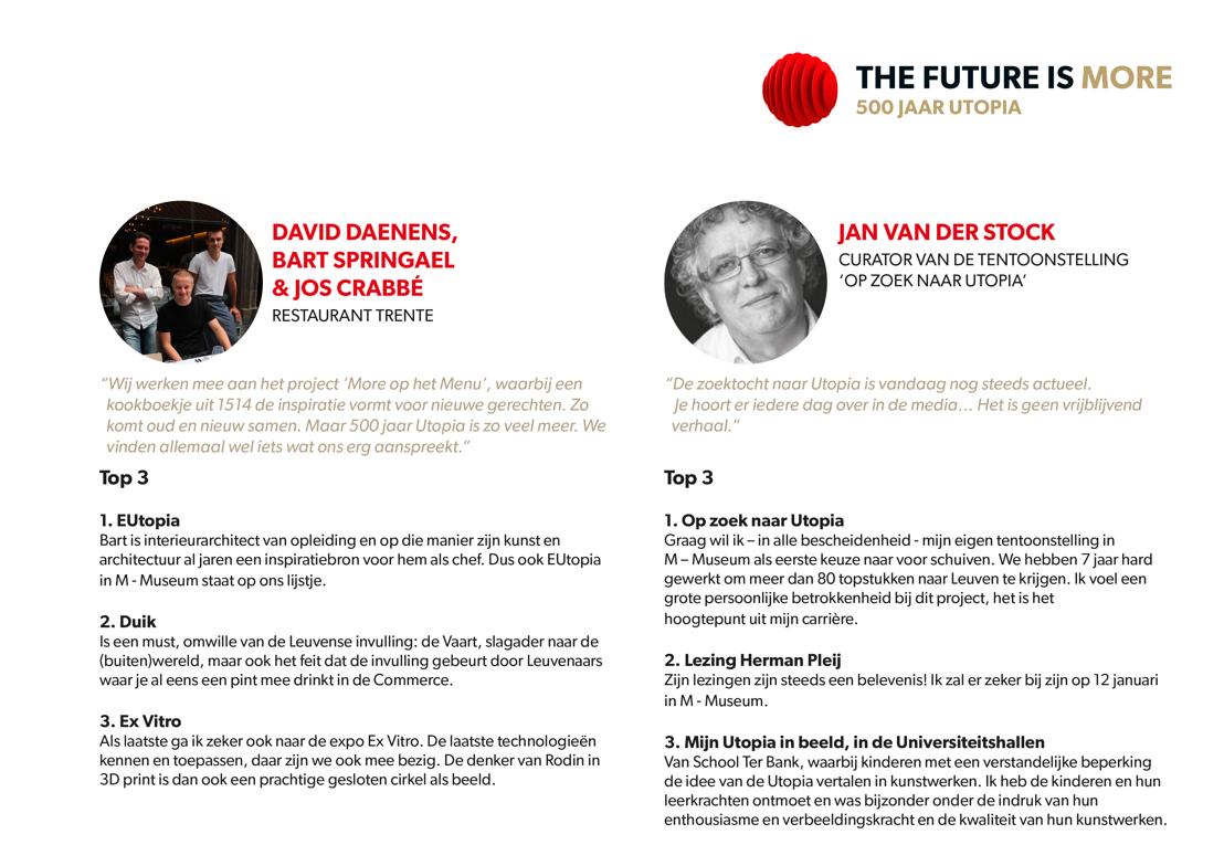 500jaarUtopia - De keuze van Trente en Jan Van der Stock