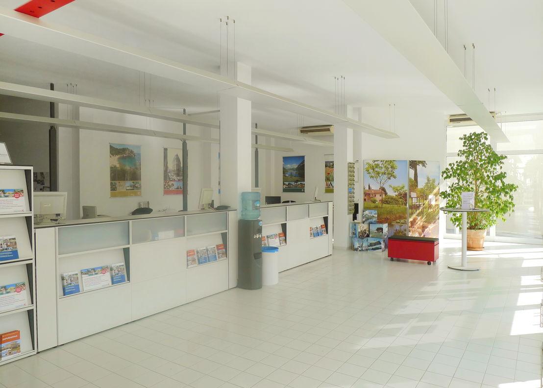 Voorbeeld servicekantoor Interhome