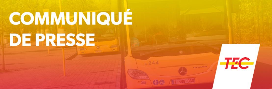 Chaussée de Louvain : la ville de Namur et le TEC (OTW) confirment la poursuite des travaux