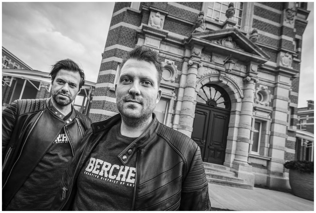 BARAK Festival 2016<br/>Faces of Antwerp - Sergio Herman &amp; Nick Bril<br/>© Jonathan Ramael