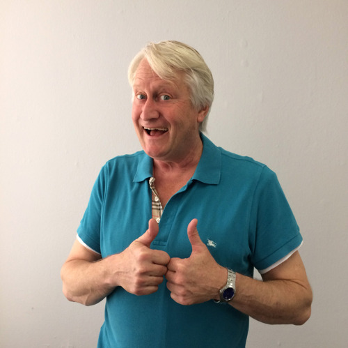 Wa-hoo! The voice of 'Super Mario', Charles Martinet, is coming to Ghent!
