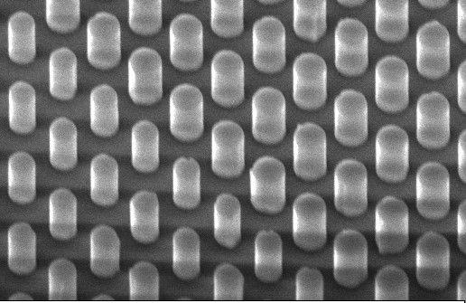 Nano pillars 4
