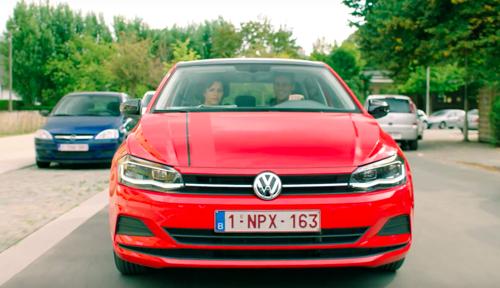 Volkswagen stelt gerust op social media