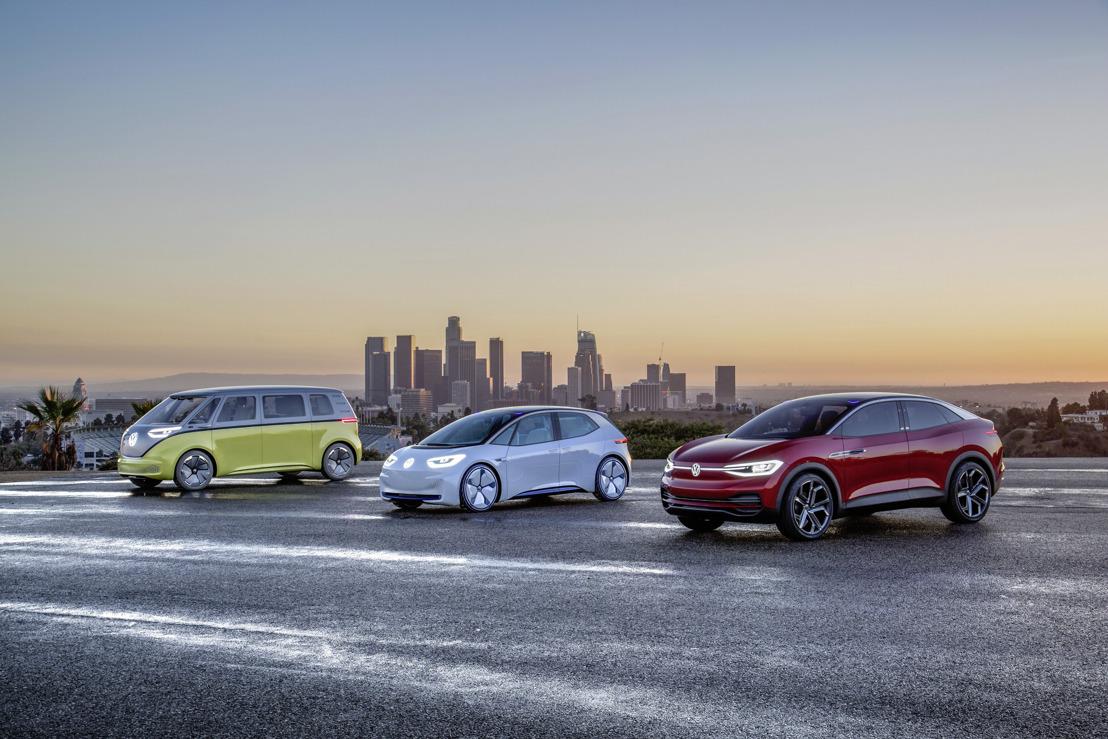 ELECTRIC FOR ALL : Volkswagen encourage l'essor de l'électromobilité