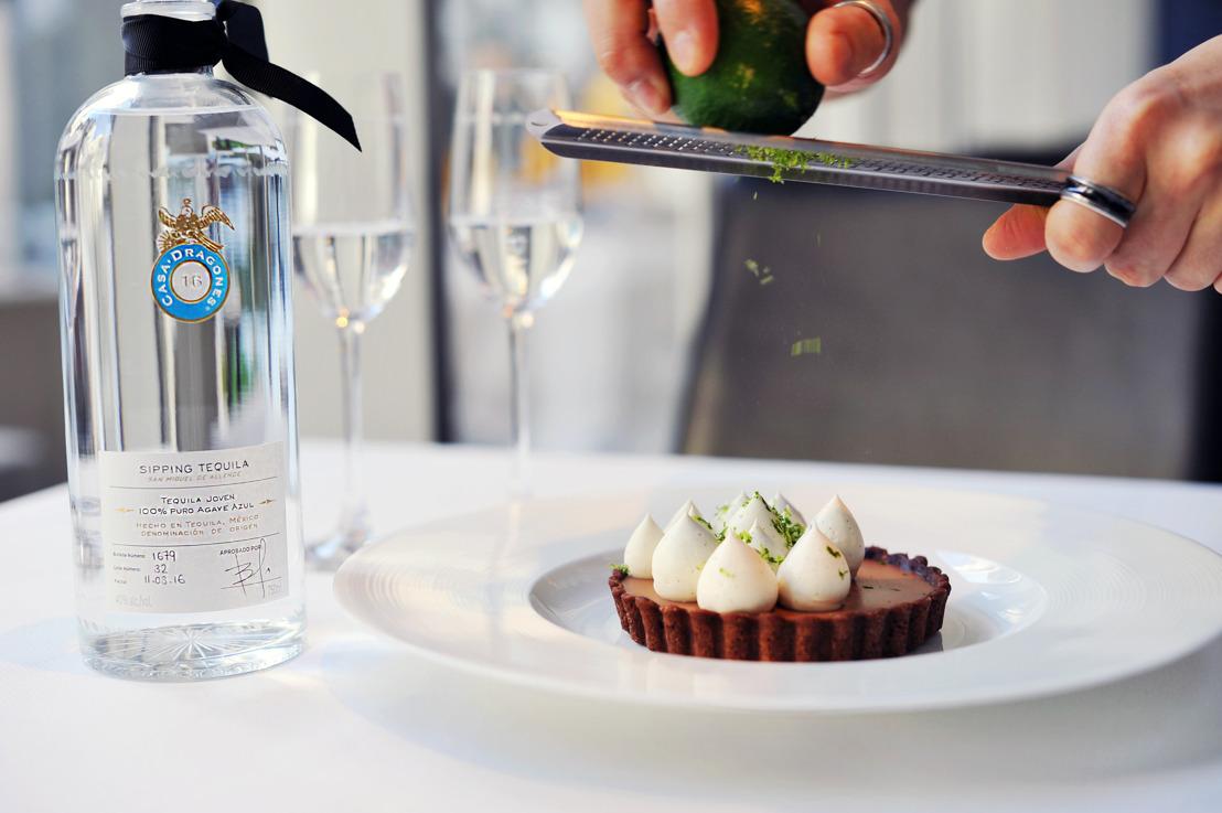 Tequila Casa Dragones Joven: el complemento que falta en tu mesa