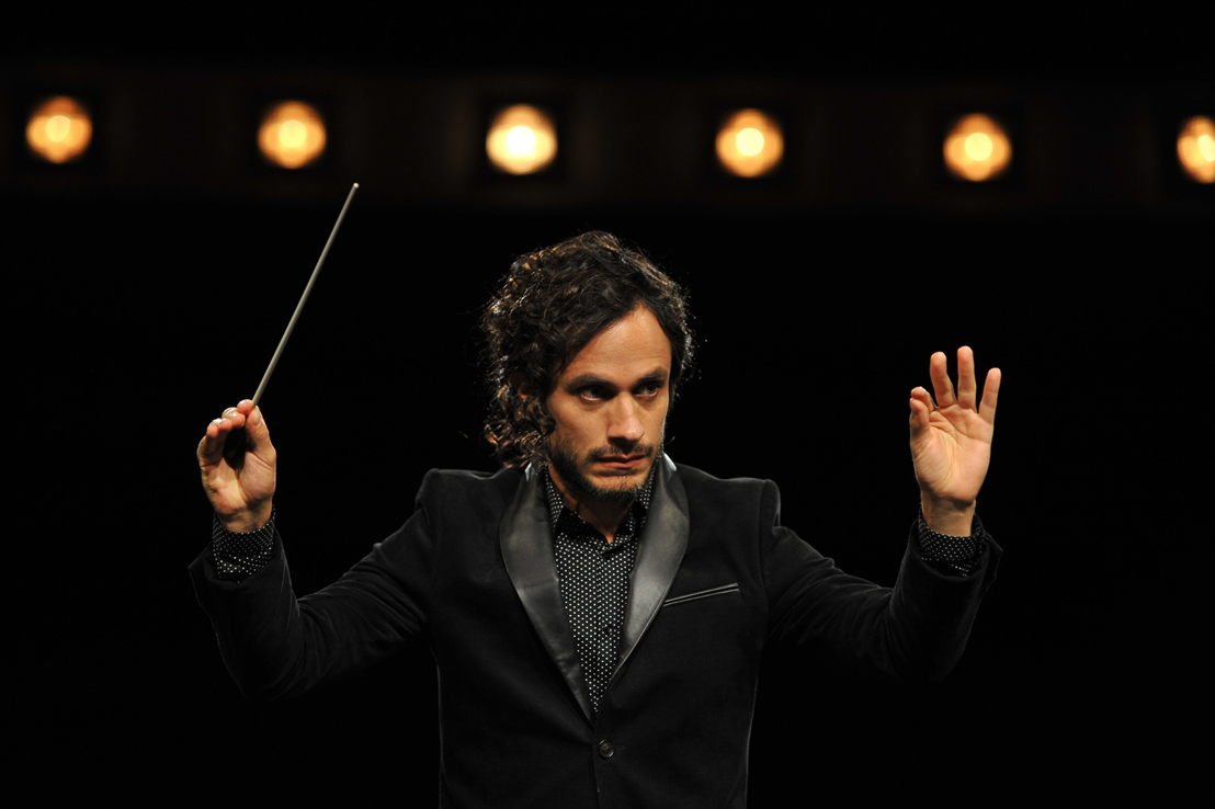 Mozart in the Jungle - Gael Garcia Bernal (Rodrigo de Souza) - (c) NICOLE RIVELLI