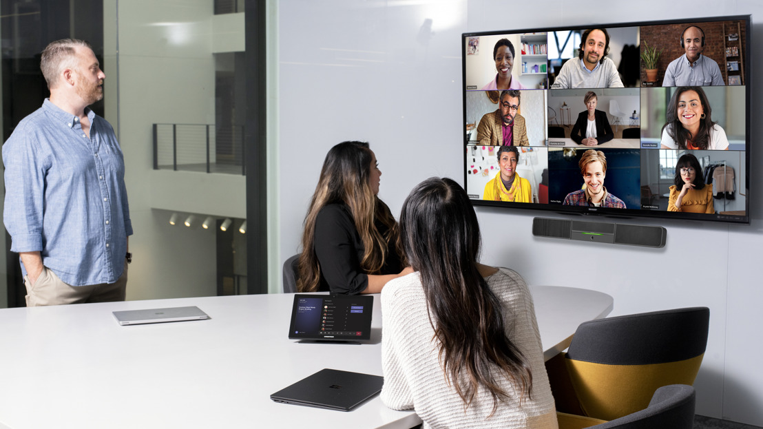 Accor lance ALL CONNECT, nouveau concept de réunions hybrides, avec Microsoft Teams