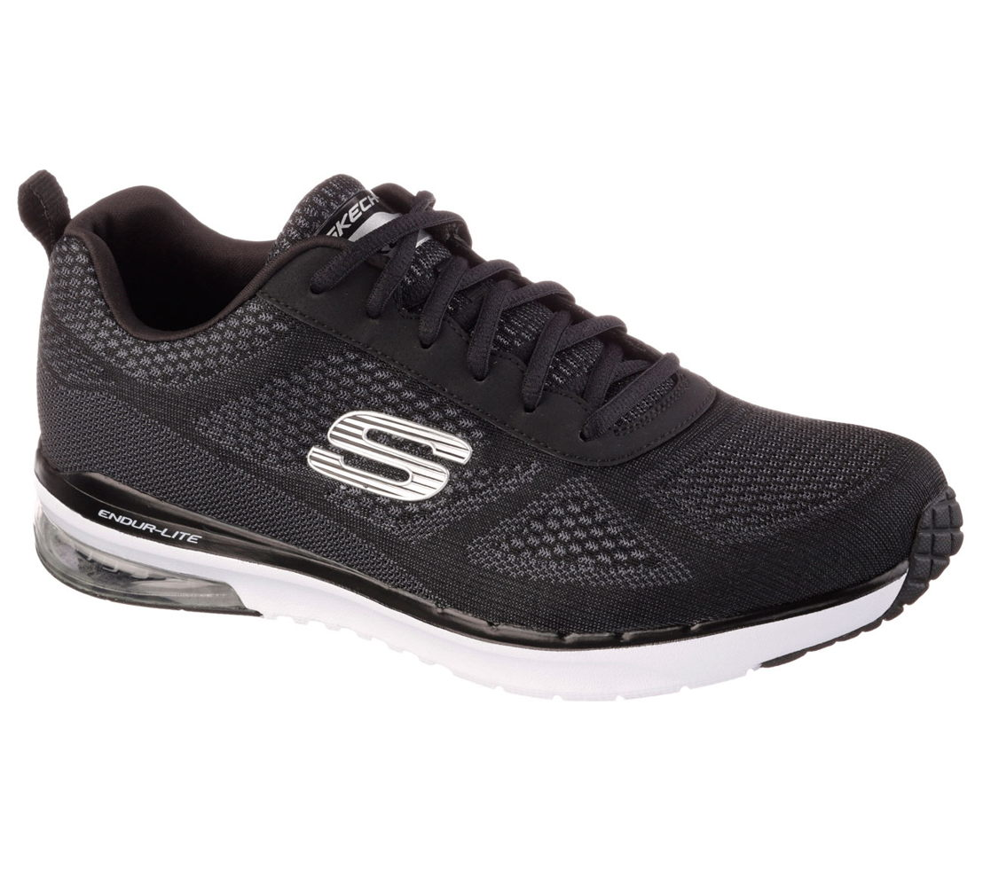 Skechers - Skech-Air Men Black - 84,95 euro