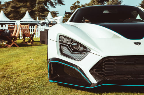 Zenvo Automotive wraps up its UK Summer events tour as it heads to Salon Privé Concours d'Elégance