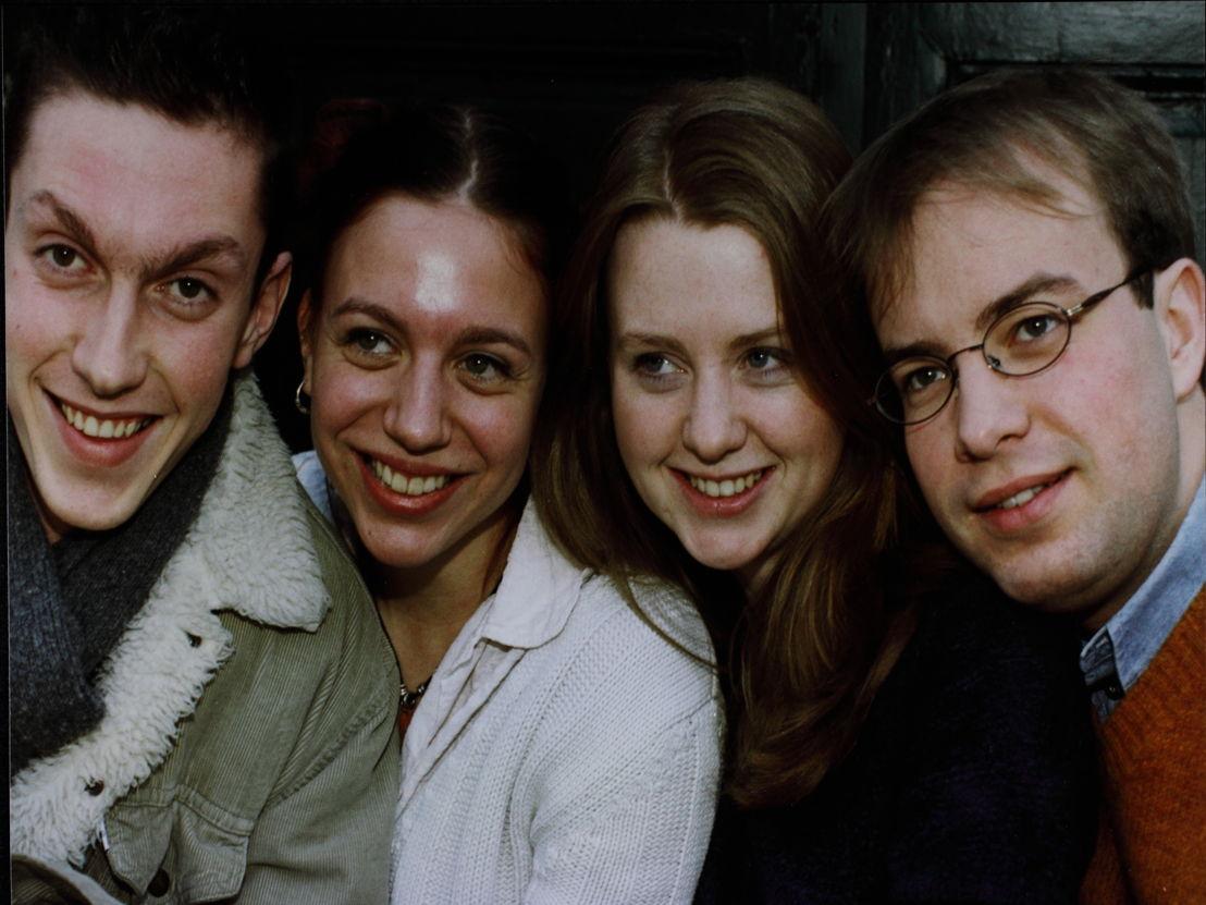 (c) VRT- Eerste wrappers 1997