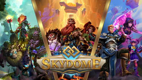 Skydome: Players can now pre-register for the Closed Beta!