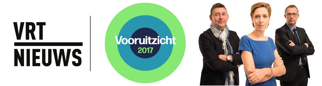Kijk met VRT Nieuws vooruit naar 2017 in Het Vooruitzicht