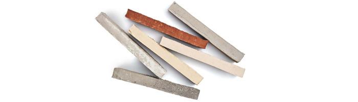 Wienerberger lanceert uitbreiding van de gevelsteencollectie Terca Wasserstrich Special in Eco-brick formaat én de Elfino dakpancollectie