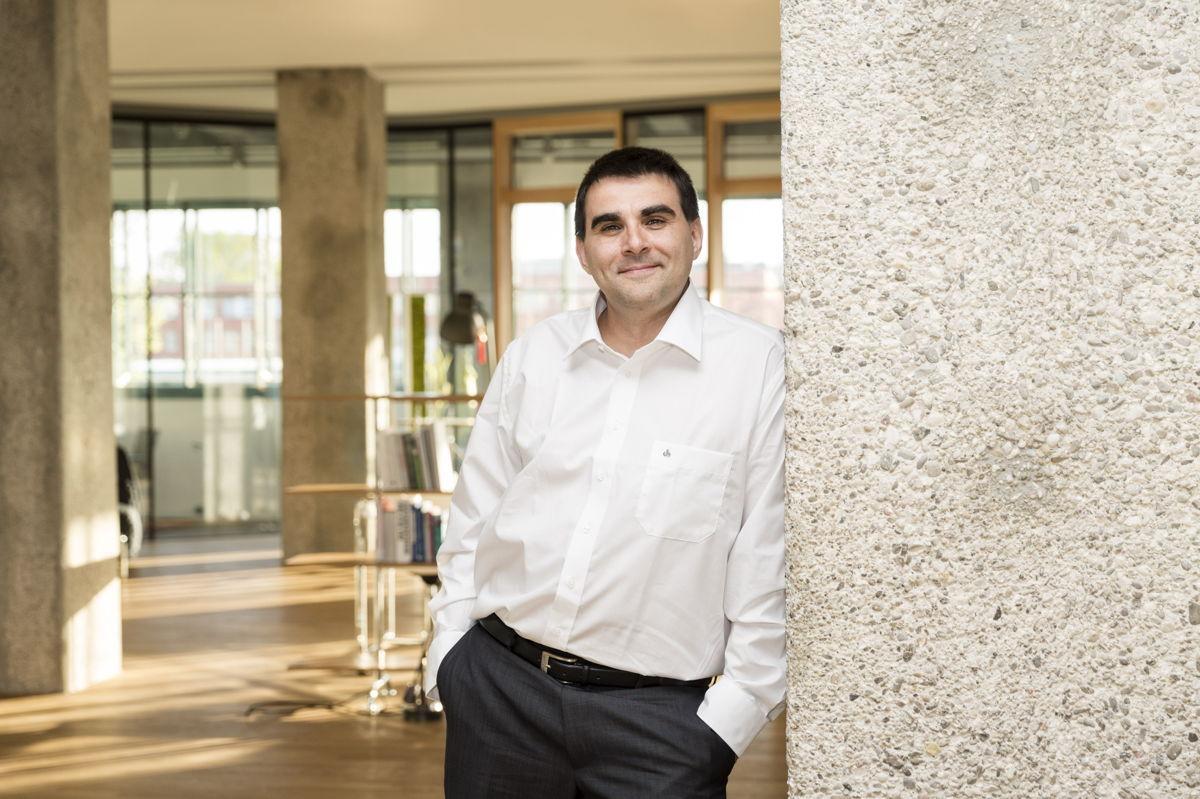 Michael Geschke, zaakvoerder van Hödlmayr Logistics Belgium