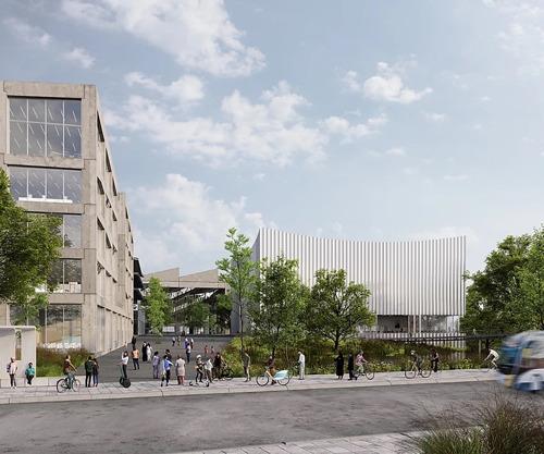 Voorstelling resultaten VUB-onderzoek naar economische impact project BROEKLIN in Machelen van projectontwikkelaar Uplace
