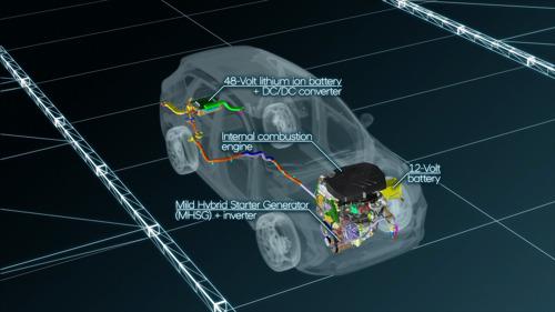 Hyundai Tucson 1.6 CRDi erhält 48-Volt Mildhybrid-Antrieb