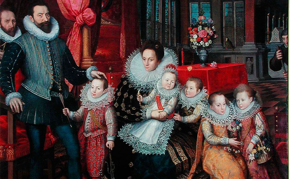 Tentoonstelling 'De Arenbergs' opent 26 oktober in M-Museum Leuven