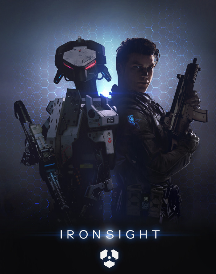 Ironsight: Closed beta phase starts today