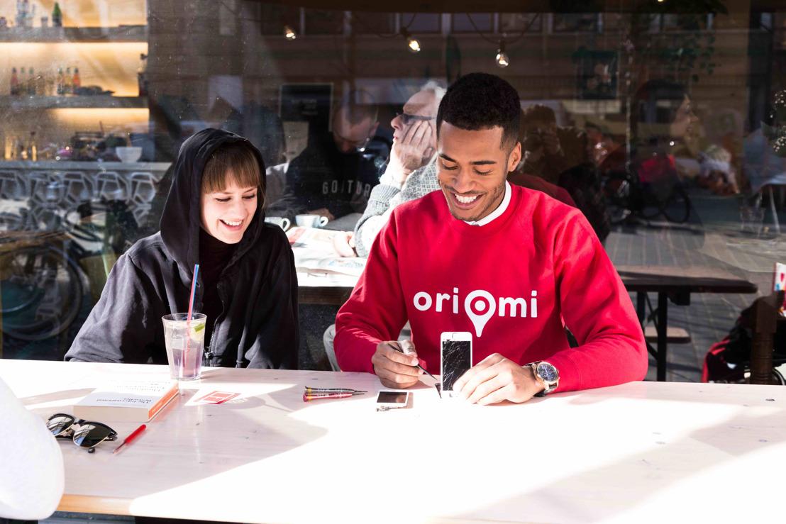 Start-up Ori Omi herstelt iPhones aan huis