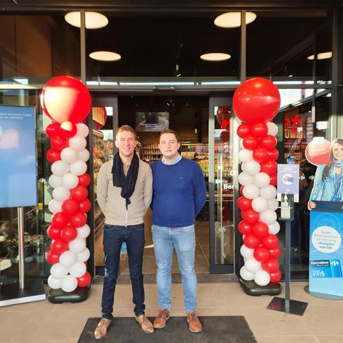 Carrefour opent een nieuwe Market in het Vlaams-Brabantse Baal