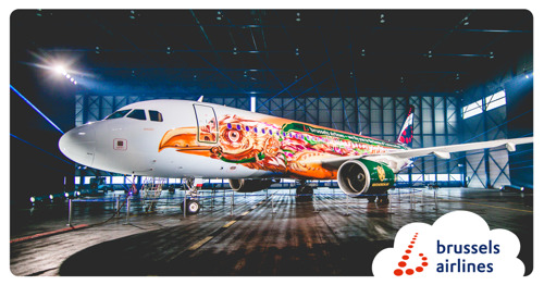 Brussels Airlines et Tomorrowland créent ensemble Amare